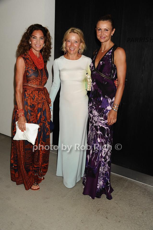 Tracey Amon, Janna Bullock, and Laura Nicklasphoto by Rob Rich/SocietyAllure.com © 2016 robwayne1@aol.com 516-676-3939