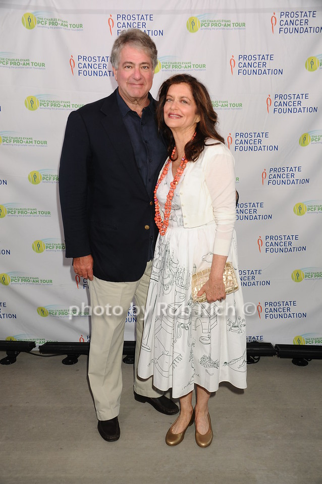 Leon Black and Debra Black 