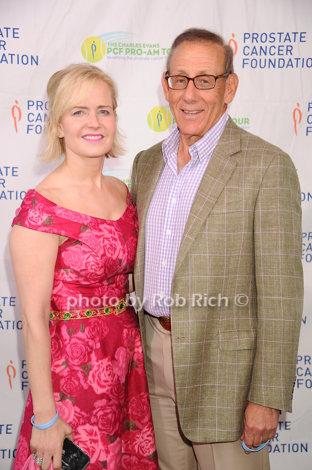 Kara Ross and Steve Ross