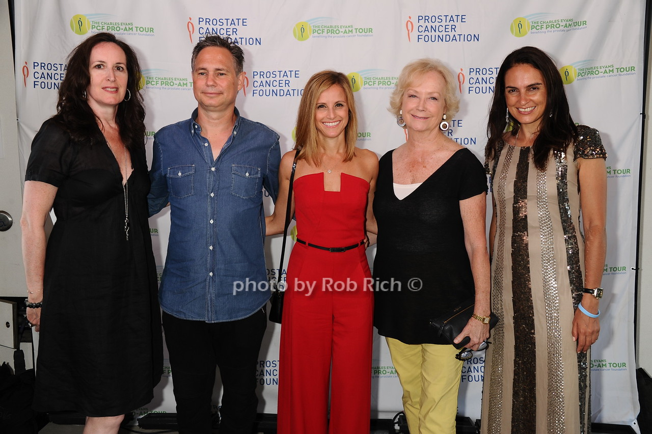 Norah Lawlor, Jason Binn, Virginia Carnesale, Mary Hamilton, Candice Belmont
