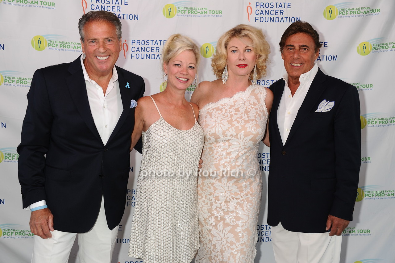 Glenn Myles, Jennifer Myles, Paola Rosenshein and Arnie Rosenshein