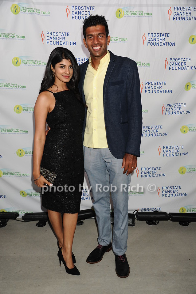 Supriya Bopanna and Rohan Bopanna