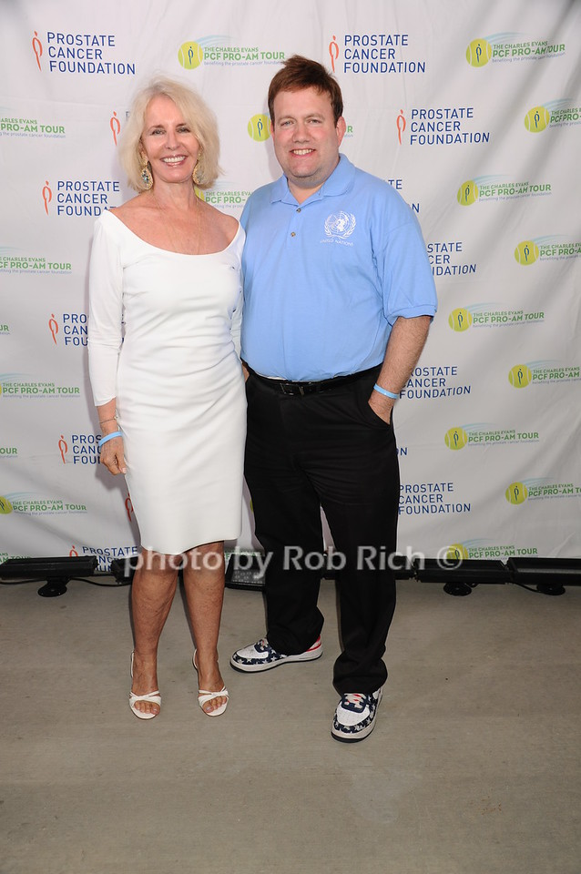 Sally Quinn, Frank Luntz