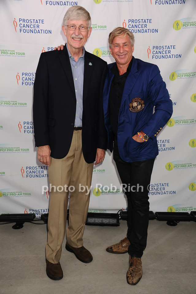 Francis Collins and Eric Braverman