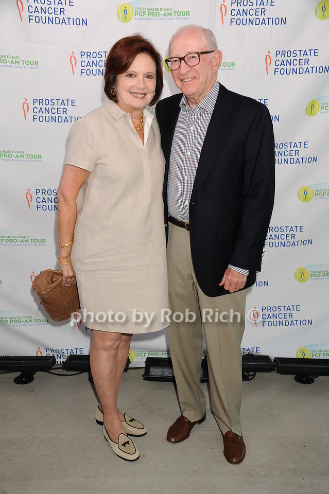 Cynthia Finerman and Ralph Finerman