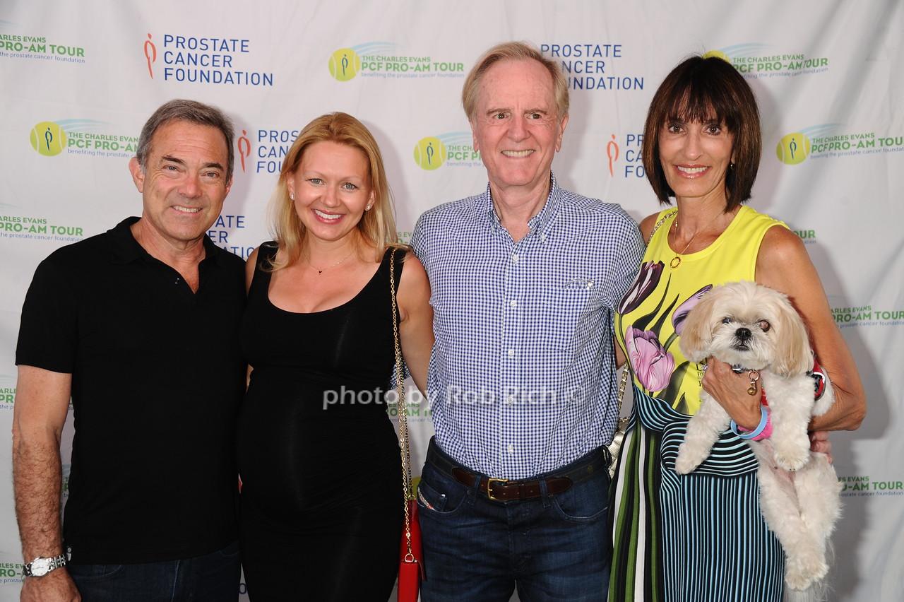 Jeffrey Kotzen, Luiza Kotzen, John Sculley, Diane Sculleyphoto by Rob Rich/SocietyAllure.com © 2016 robwayne1@aol.com 516-676-3939