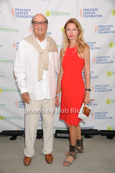 Don Engel and Aneta Bocian