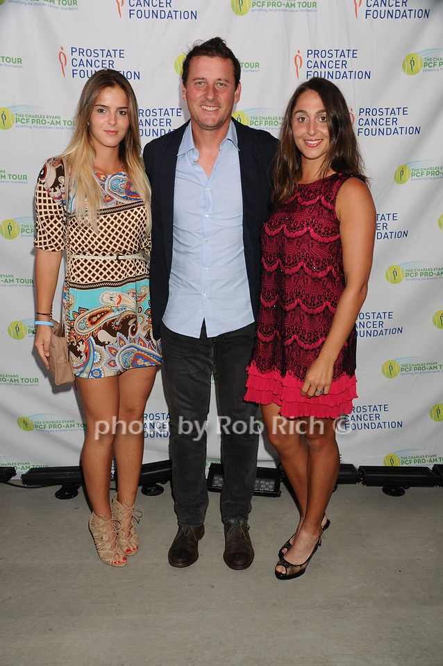 Julia Moldovan, Andrei Pavel, Tamira Paszek 