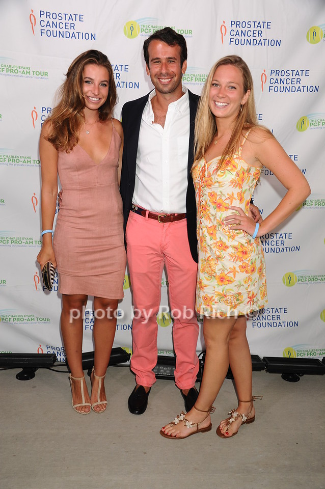 Jacqueline Acierno, Spencer Feldman, Sara Fielder