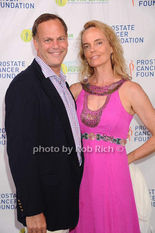 Steve Klinsky and Maureen Klinsky