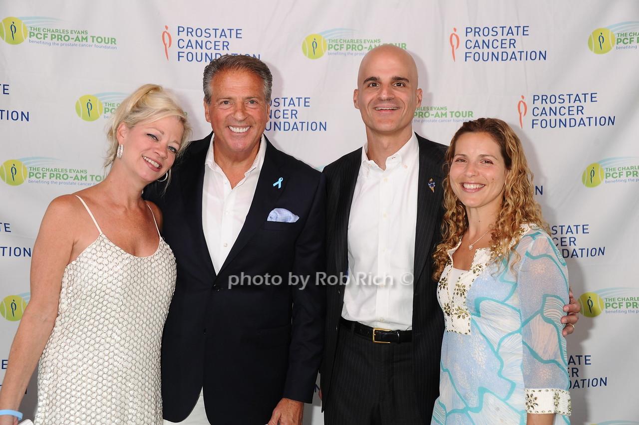 Jennifer Myles, Glenn Myles,  Mark Gerson and Erica Gersonphoto by Rob Rich/SocietyAllure.com © 2016 robwayne1@aol.com 516-676-3939