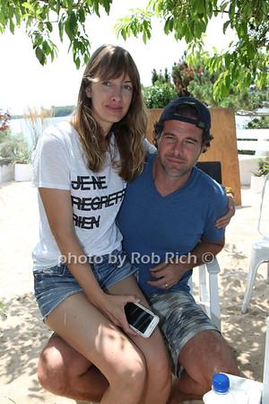 Nicole Mizioler and Patrick Mcneil