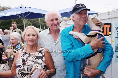 Susie Kinschers, Anthony Coron, John McCann, and Mocha the dog photo by Rob Rich/SocietyAllure.com © 2016 robwayne1@aol.com 516-676-3939