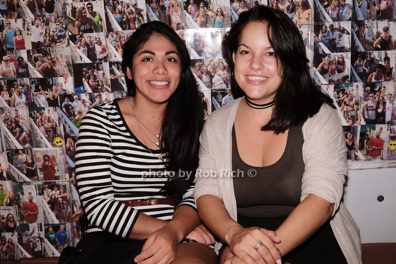 Martha Suarez, Daniella Corrales