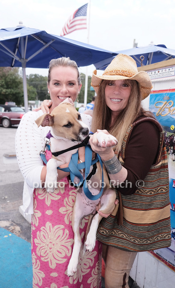 Katie McEntee, Mocha the Dog, Jill Rappaport