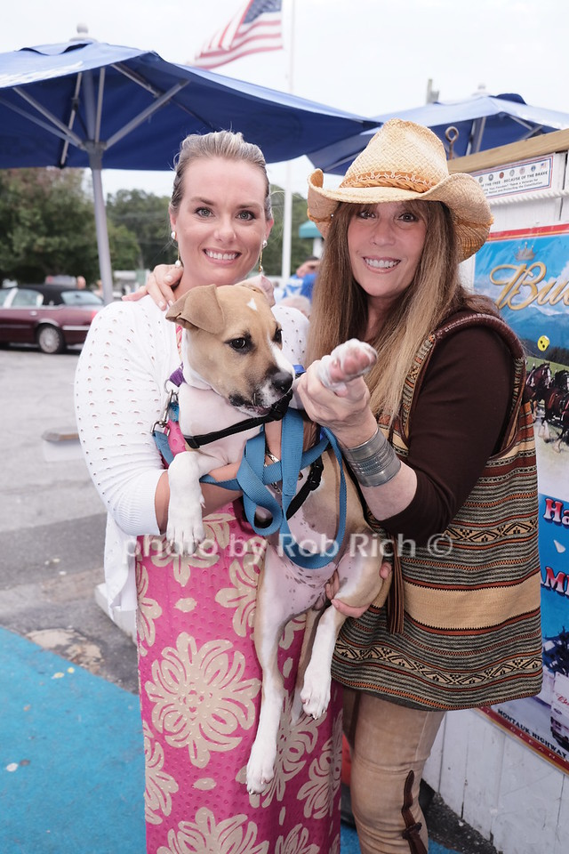 Katie McEntee, Mocha the Dog, Jill Rappaport