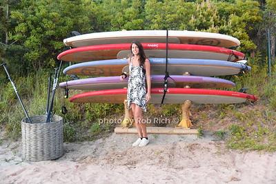 Joanne Maugeri poses with surfboards Joanne Maugeri poses with paddleboards photo by Rob Rich/SocietyAllure.com © 2016 robwayne1@aol.com 516-676-3939