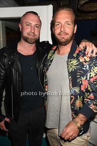 Dylan Hyles and Jamo Willis photo by Rob Rich/SocietyAllure.com © 2016 robwayne1@aol.com 516-676-3939
