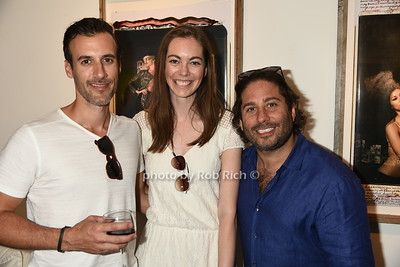 Dan Lafontine, Amanda Mullahey, and Michael Heller photo by Rob Rich/SocietyAllure.com © 2016 robwayne1@aol.com 516-676-3939