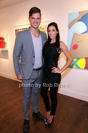 Walt Couturier and Amanda Monti