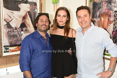 Michael Heller, Lana Zakocela and Justin Etzin photo by Rob Rich/SocietyAllure.com © 2016 robwayne1@aol.com 516-676-3939