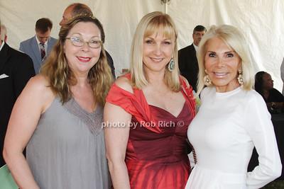Adriana Kaegly, Katleen DeMonchay and Andrea Wernick
