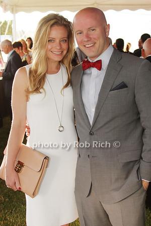 Monica Ploc and Stewart Miller