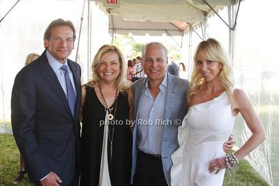 David Greenberg, Debra Halpert, Dr. Steven Greenberg and Gail Greenberg