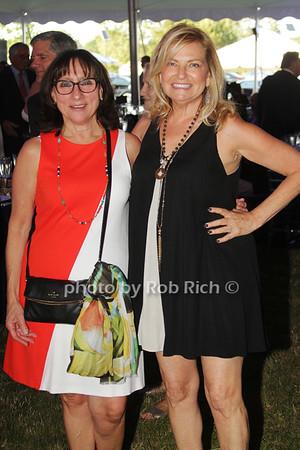 Sia Comnas and Debra Halpert