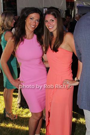 Carina Bergal and Rachel Miraglia