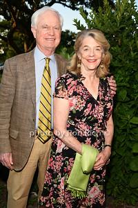Ed Barlow and Frances Barlow