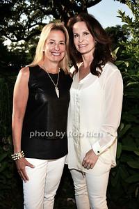 Toni Haber and Carol Burns