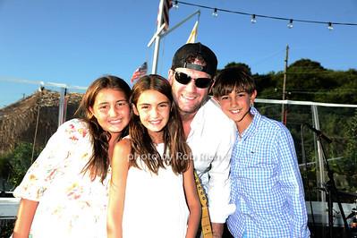Maya,Isabella, Rhett, and   Nicholas Zidgiunas