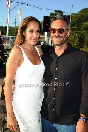 Jayma Cardoso and Danny DiMauro photo by Rob Rich/SocietyAllure.com © 2016 robwayne1@aol.com 516-676-3939