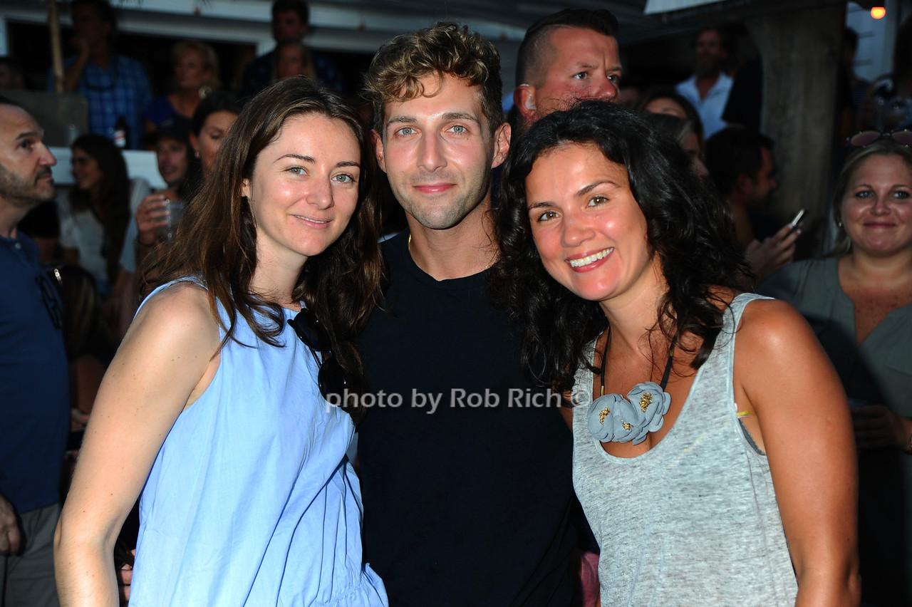 Diana D'Ecclesiis, ,Gregory Pasqua, and Irina D'Ecclesiis