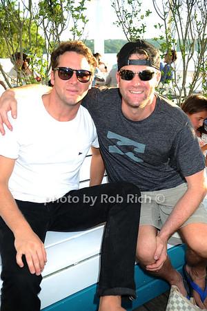 John Alexander and Rhett Z