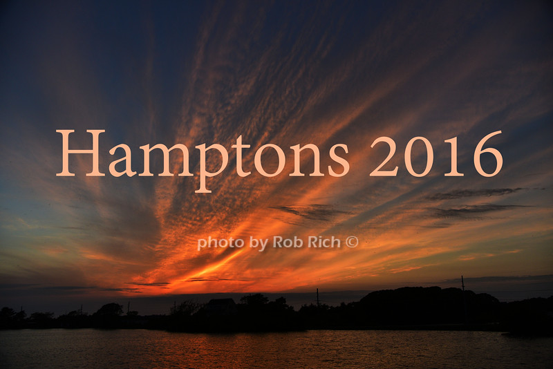 Hamptons 2016