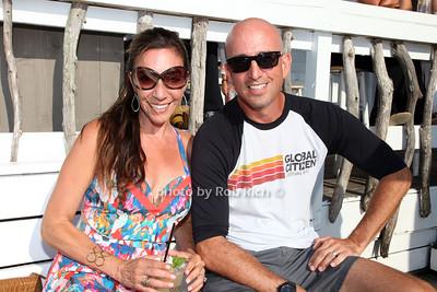 Nicole Johnson and Spencer Rice