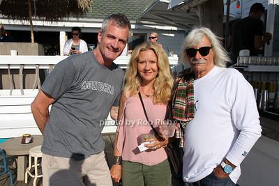 Eugene DePasquale, Charlotte Caramanico and Tony Caramanico