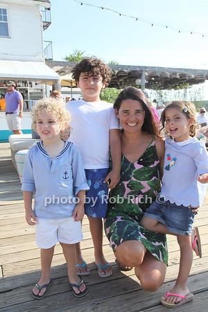 Francis Cordoso and Kids
