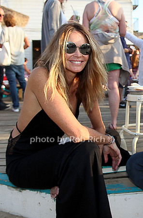 Elle Macpherson  at the Surf Lodge 7-13-16. photo by R.Cole for Rob Rich/SocietyAllure.com © 2016 robwayne1@aol.com 516-676-3939