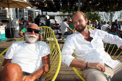 Barry Buch and Marco Striuli