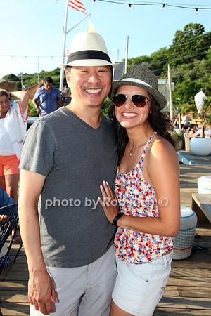 Joe Chu and Nancy Torres