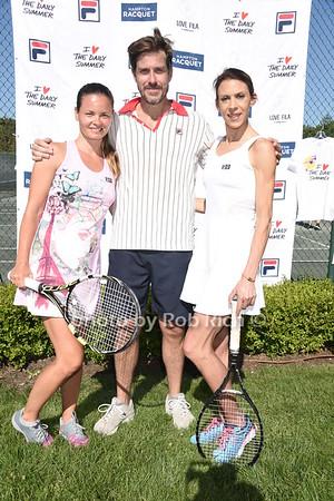 Kik Hajkova, Mark Tevis, and 2013 Wimbledon Champion Marion Bartoli photo by Rob Rich/SocietyAllure.com © 2016 robwayne1@aol.com 516-676-3939
