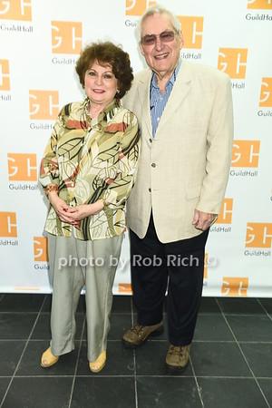 Magda Bleier and Edward Bleier photo by Rob Rich/SocietyAllure.com © 2016 robwayne1@aol.com 516-676-3939