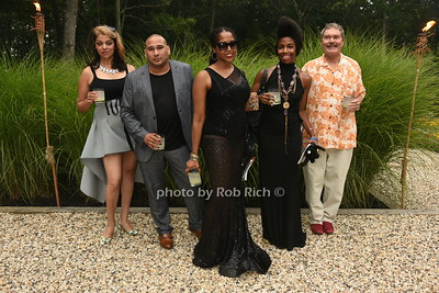 Jasmine Wahi, David Antonio Cruz, Alaina Simone, April Hunt photo by Rob Rich/SocietyAllure.com © 2016 robwayne1@aol.com 516-676-3939