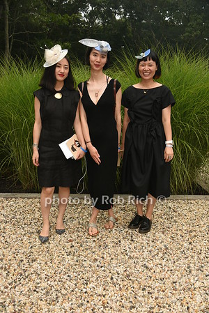 Teng Teng, Echo He, Inna Xu photo by Rob Rich/SocietyAllure.com © 2016 robwayne1@aol.com 516-676-3939
