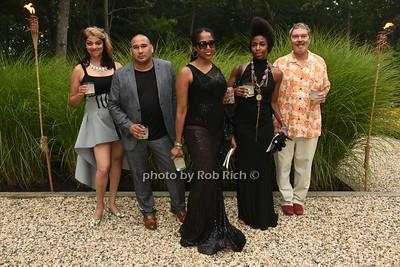 Jasmine Wahi, David Antonio Cruz, Alaina Simone, April Hunt photo by Rob Rich/SocietyAllure.com © 2016 robwayne1@aol.com 516-676-3939