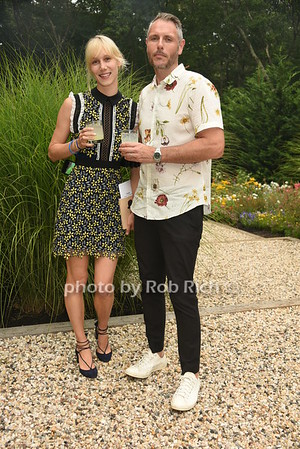 Bianca Foulger, Nathan Foulger  photo by Rob Rich/SocietyAllure.com © 2016 robwayne1@aol.com 516-676-3939