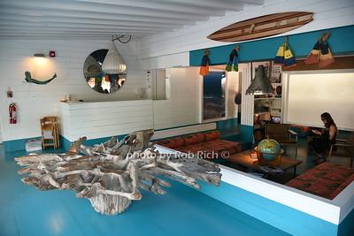 Surf Lodge lobby  photo  by Rob Rich/SocietyAllure.com © 2016 robwayne1@aol.com 516-676-3939